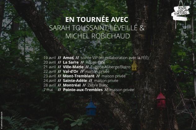 tournée Sarah+Michel2logo